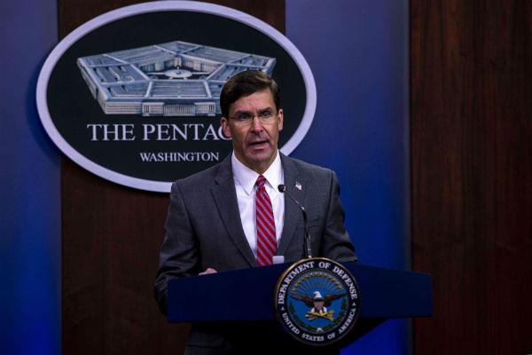 Пентагон отчитался об успешном «сдерживании» России
