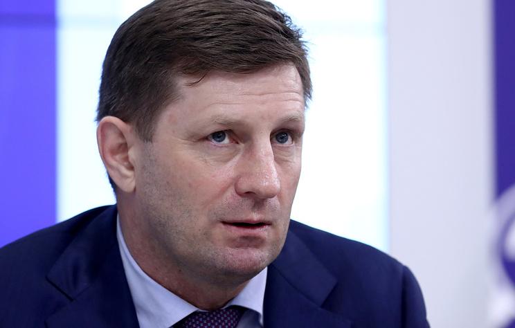 Губернатор Хабаровского края задержан по подозрению в организации покушения на убийство