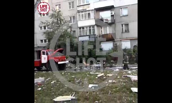 Трое россиян пострадали при взрыве газа в жилом доме