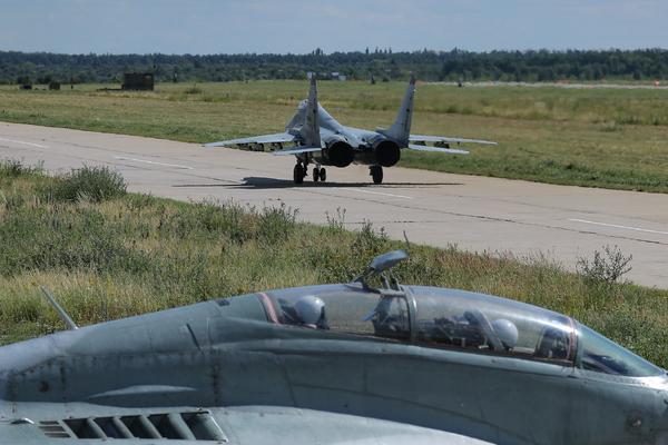 В Ливии снова заметили российские МиГ-29