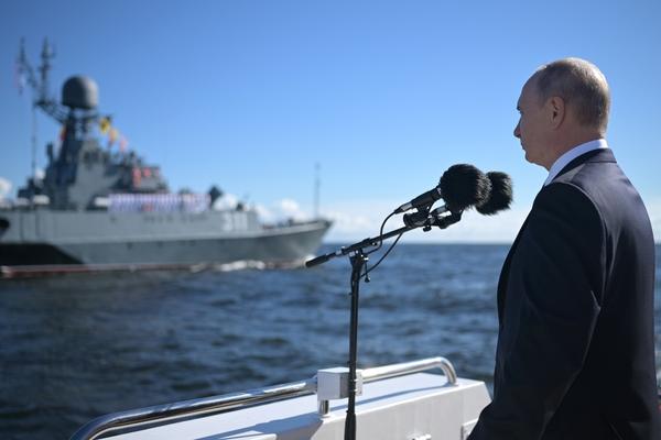 Путин рассказал о планах вооружить ВМФ уникальными гиперзвуковыми комплексами