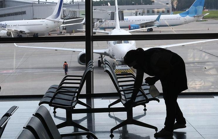 """Информация о """"минировании"""" аэропортов в Краснодаре, Петербурге и Москве оказалась ложной"""