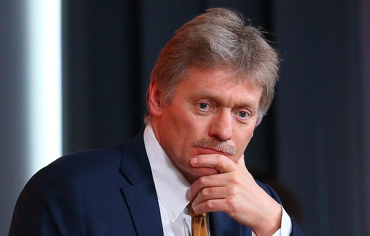 Кремль считает преждевременным оценивать результаты работы Дегтярева