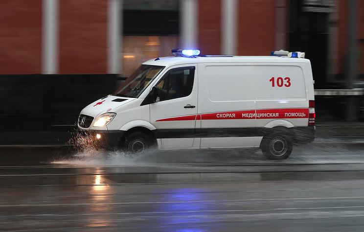 Полицейский пострадал при взрыве в Самаре
