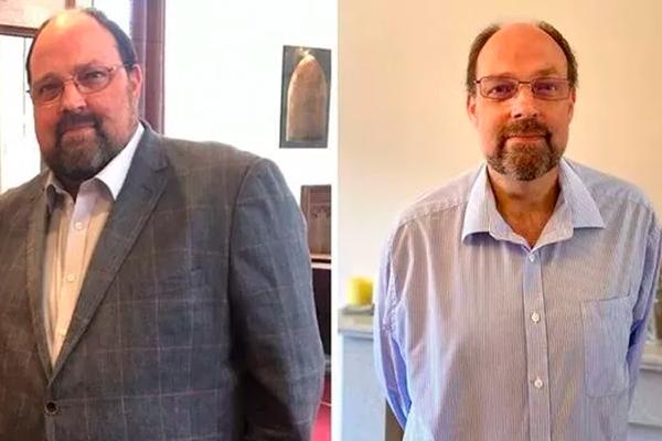 Мужчина за год похудел на 50 килограммов и поделился секретом успеха