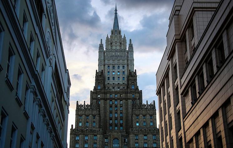 МИД России призвал Белоруссию прекратить нагнетание негативных эмоций