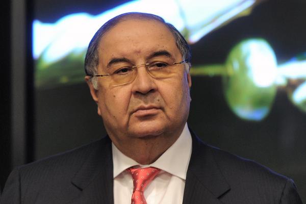 Усманов пожертвовал медикам Узбекистана еще 10 миллионов долларов