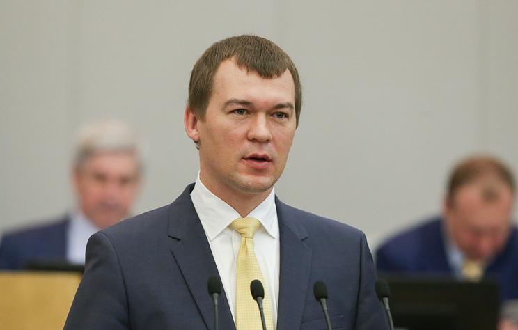 Дегтярев назначил первого министра в правительстве Хабаровского края