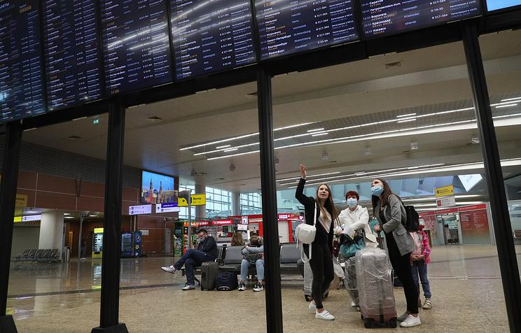 Россия возобновляет международное авиасообщение со Швейцарией с 15 августа