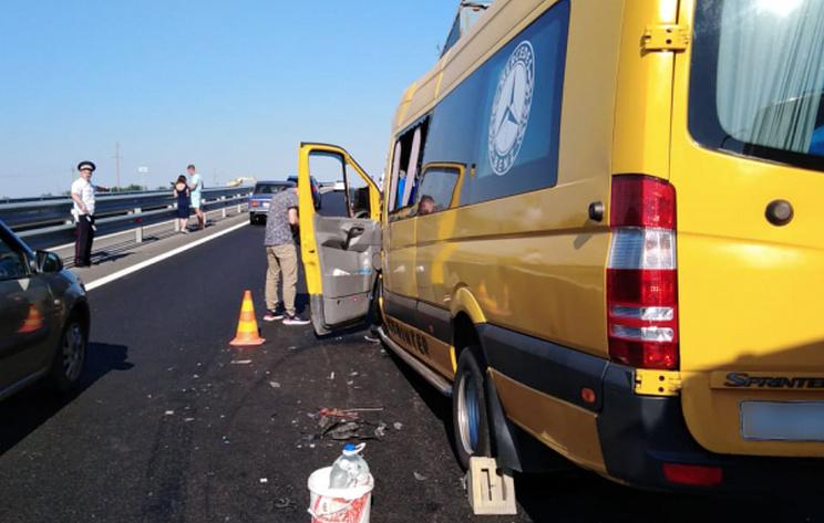 В Крыму арестовали организатора перевозки автобусом после ДТП с девятью погибшими