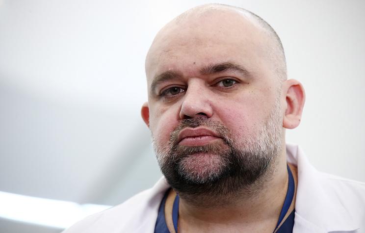 Денис Проценко заявил, что может определить коронавирус по кашлю
