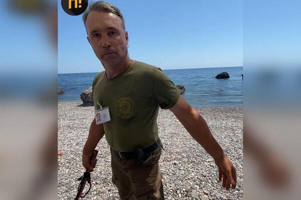 В Крыму ответили на жалобы отдыхающих на казаков с нагайками на пляже