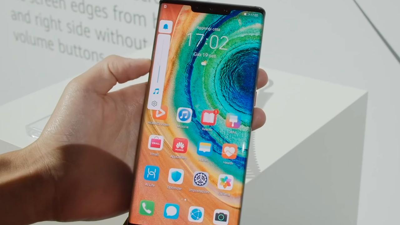 Названы сроки выхода замены Android от Huawei