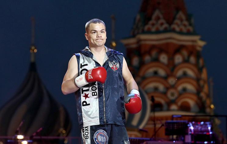 Федор Чудинов защитил золотой пояс WBA