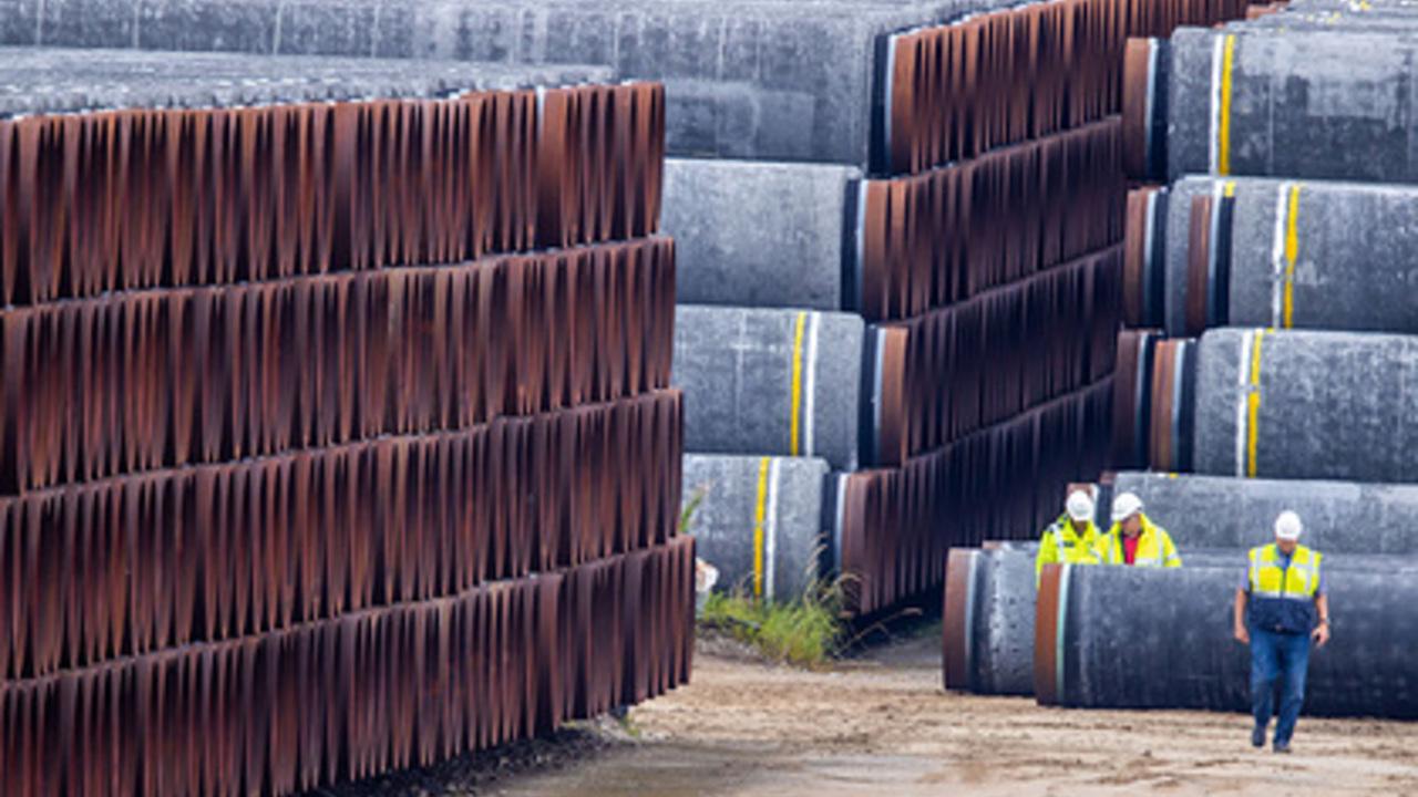 Дания выступила за пересмотр отношения к «Северному потоку-2»