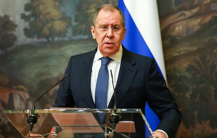Лавров заявил, что Россия отреагирует на возможные новые санкции Запада