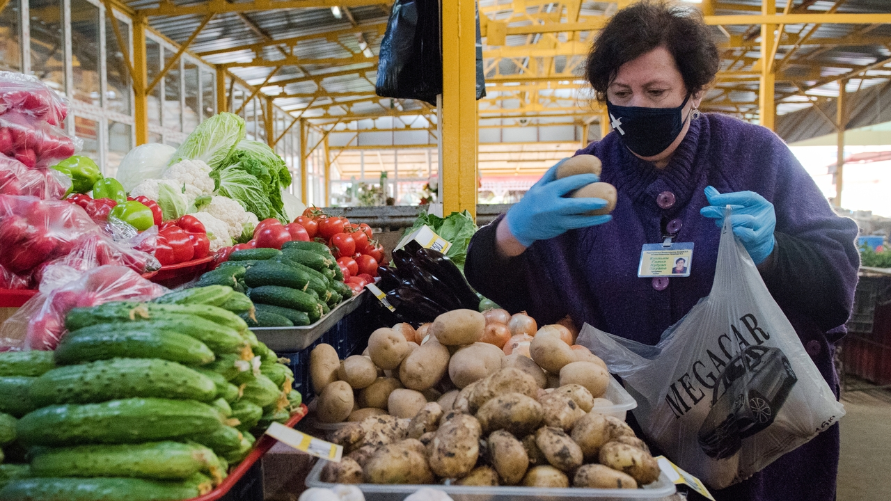Фермеры предсказали подорожание картофеля в России