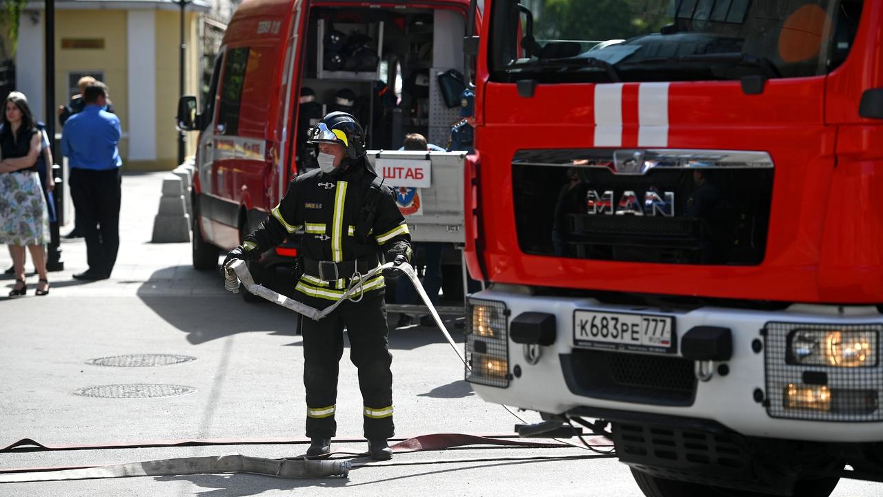 В России сгорел избирательный участок со всеми бюллетенями