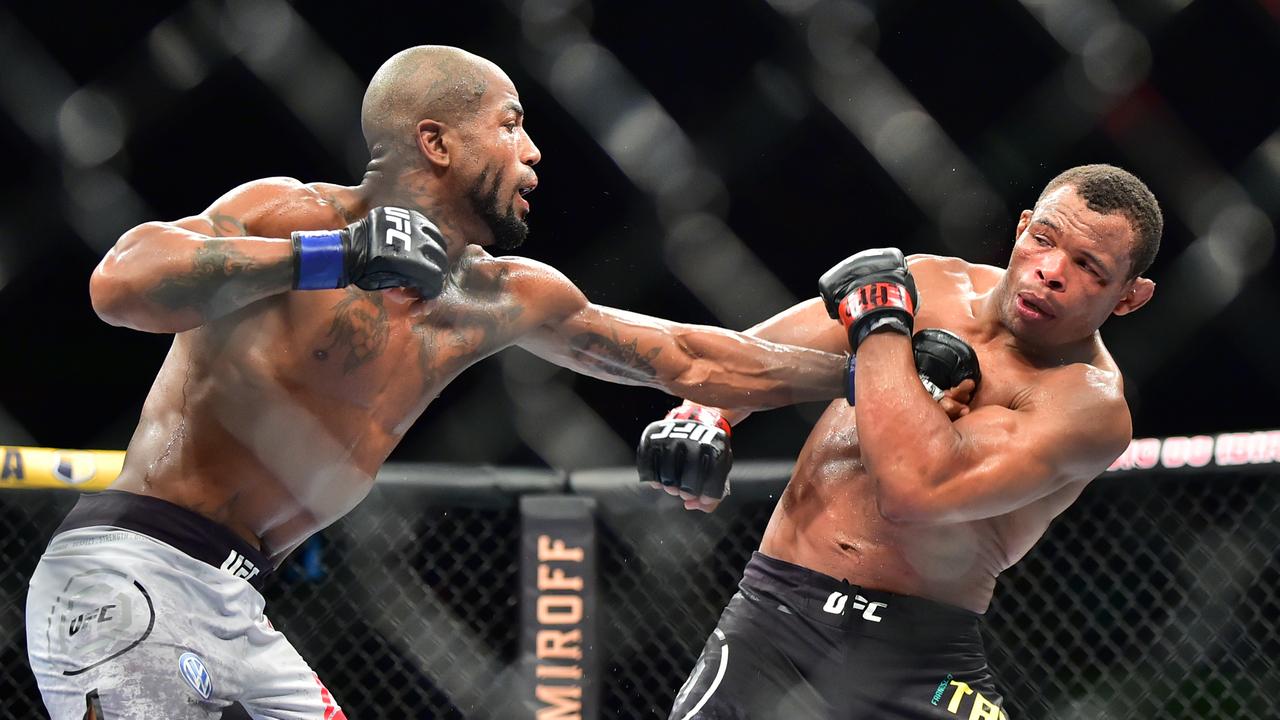 Боец UFC сорвал свое интервью из-за казни иранского борца