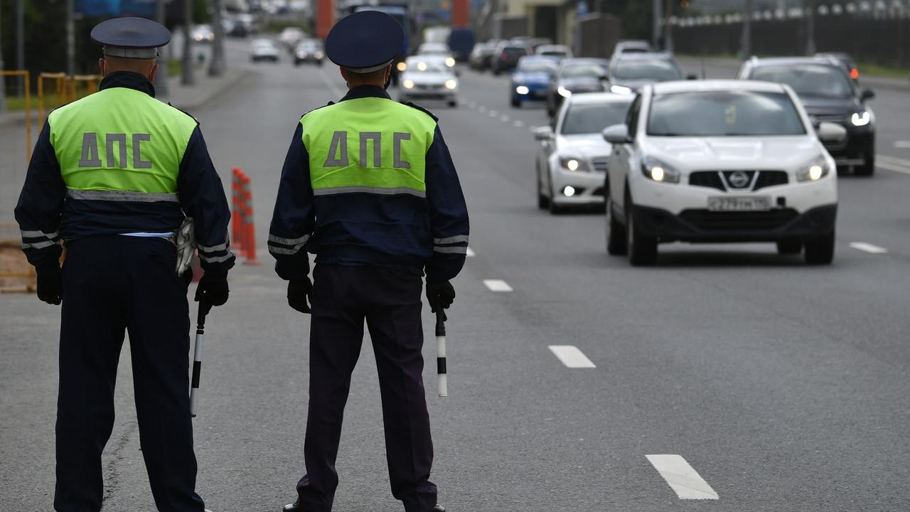 Свалившийся с велосипеда россиянин назвал себя в полиции жертвой ДТП