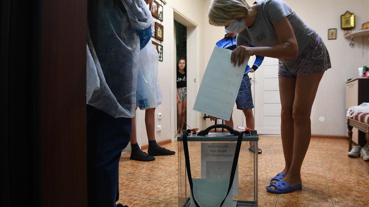 Названы регионы России с самой высокой и низкой явкой на выборах