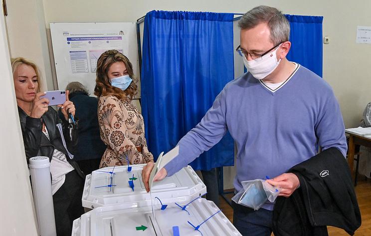 Владислав Шапша лидирует на выборах губернатора Калужской области
