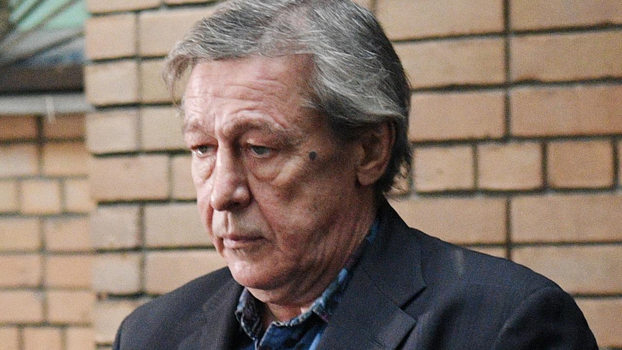 Ефремову предрекли тяжелые последствия вынужденного отказа от алкоголя в тюрьме
