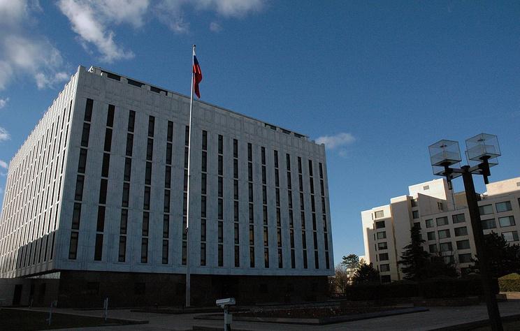 Посольство России ответило на заявление американского генерала об угрозе со стороны Москвы
