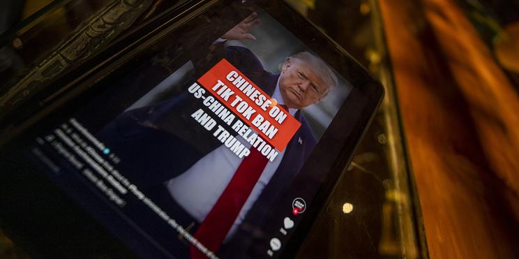 Трамп против TikTok. Как США и Китай борются за технологическое лидерство