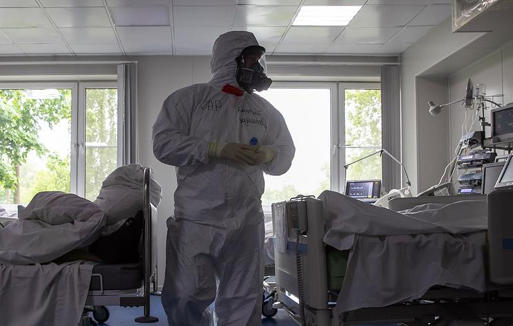 В России за сутки выявили 5 670 случаев заражения коронавирусом