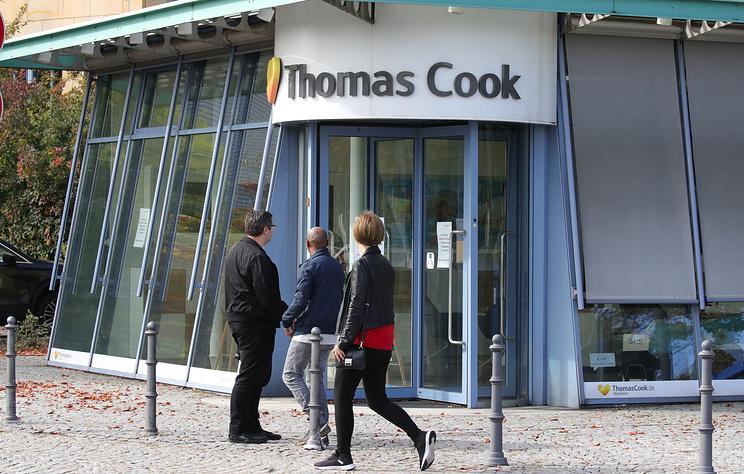 Thomas Cook возобновила деятельность в онлайн-формате