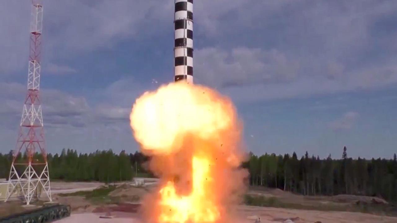 В Ливии заявили о способности супероружия России достичь Вашингтона за 15 минут
