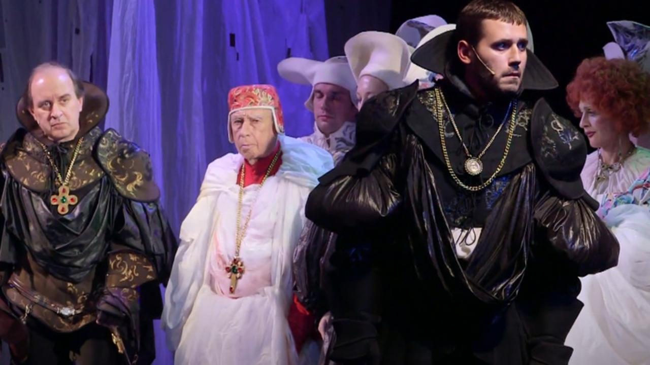 Стала известна новая дата оперы «Королевские игры» в Москве