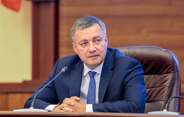 Кобзев вступил в должность губернатора Иркутской области