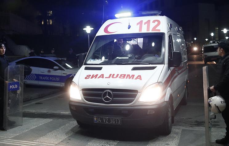 В ДТП на юге Турции пострадали 11 россиян