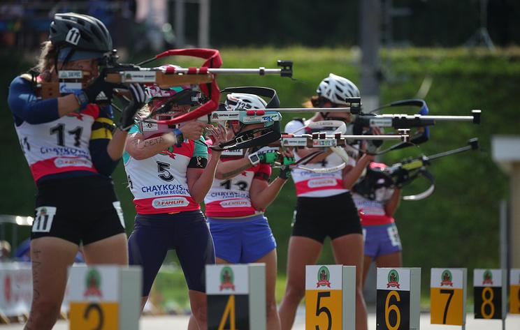 Тюмень примет летний чемпионат России с участием сильнейших биатлонистов страны