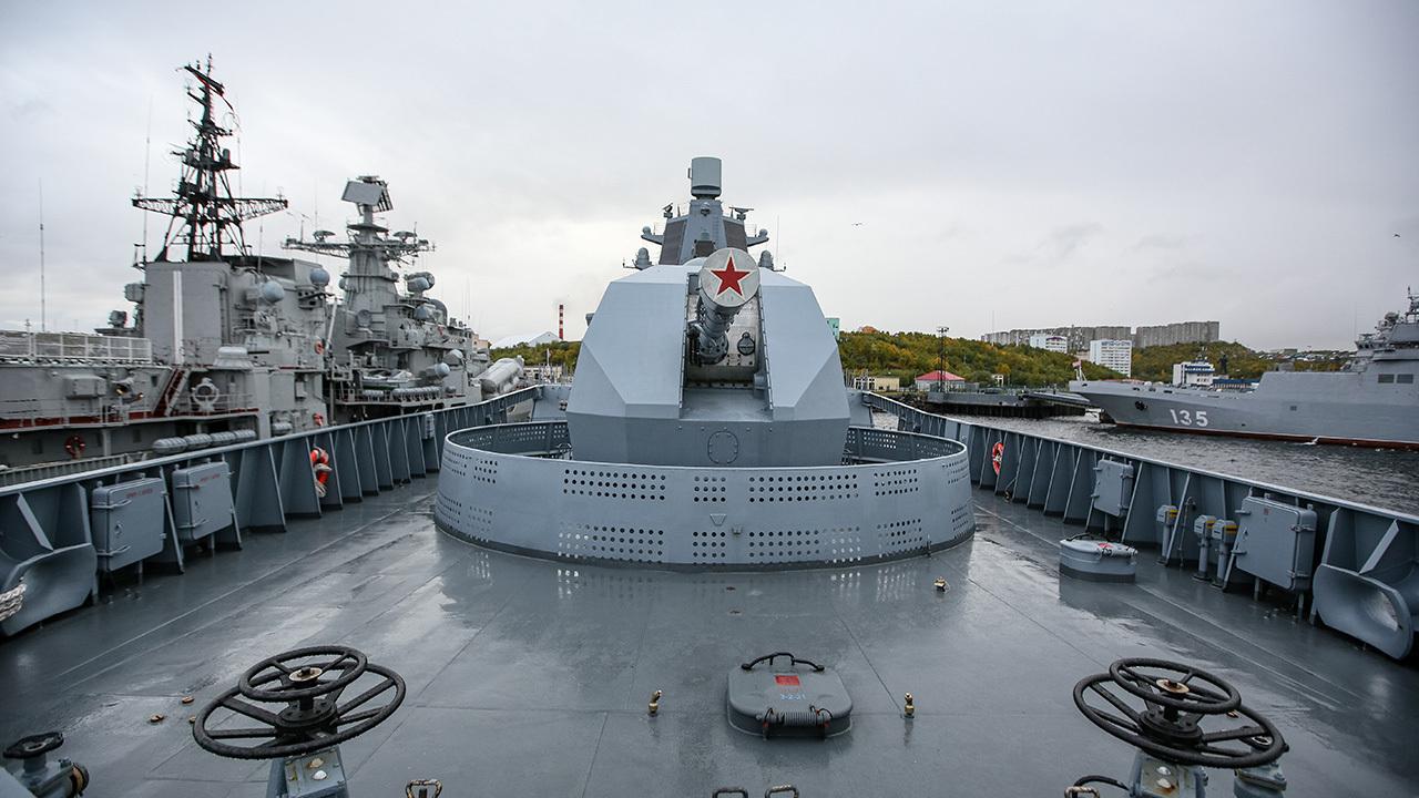 ВМС США признали угрозу ВМФ России