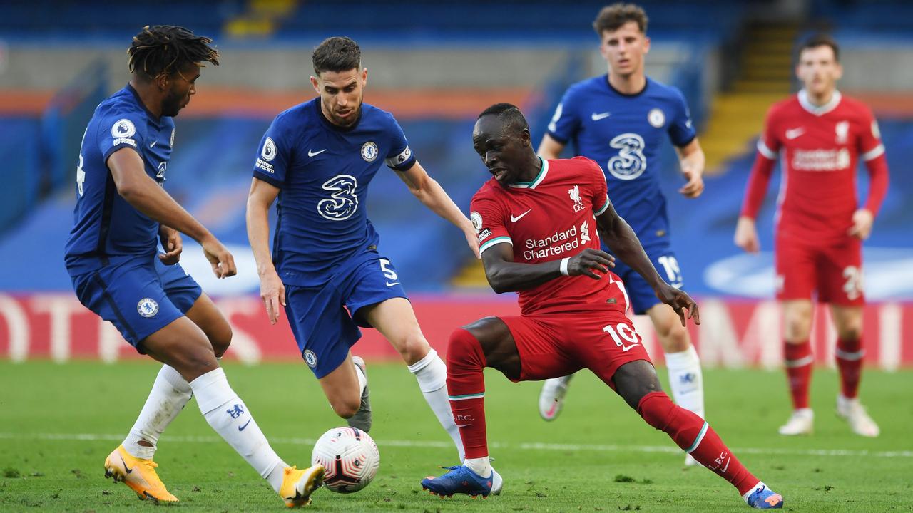 «Ливерпуль» обыграл «Челси» в центральном матче тура АПЛ