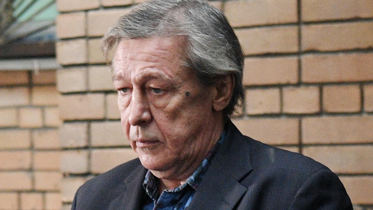 Ефремов рассказал о своем досуге в СИЗО