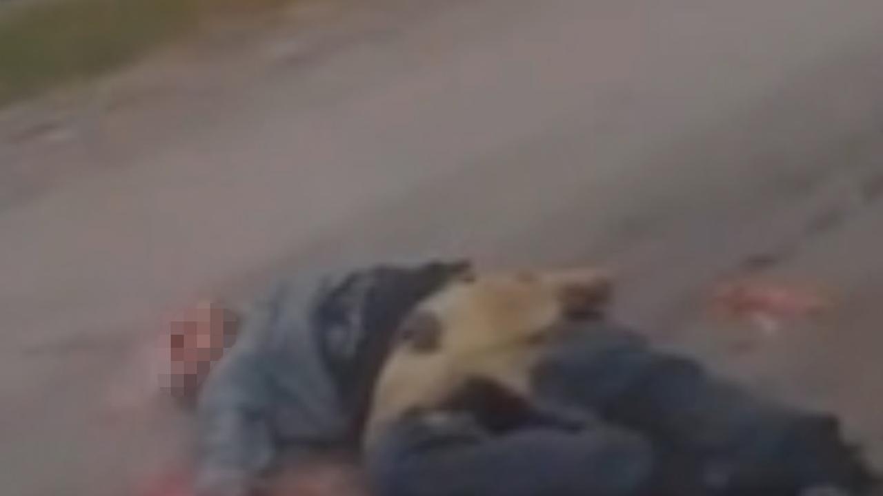 Россиянин расстрелял виновника ДТП