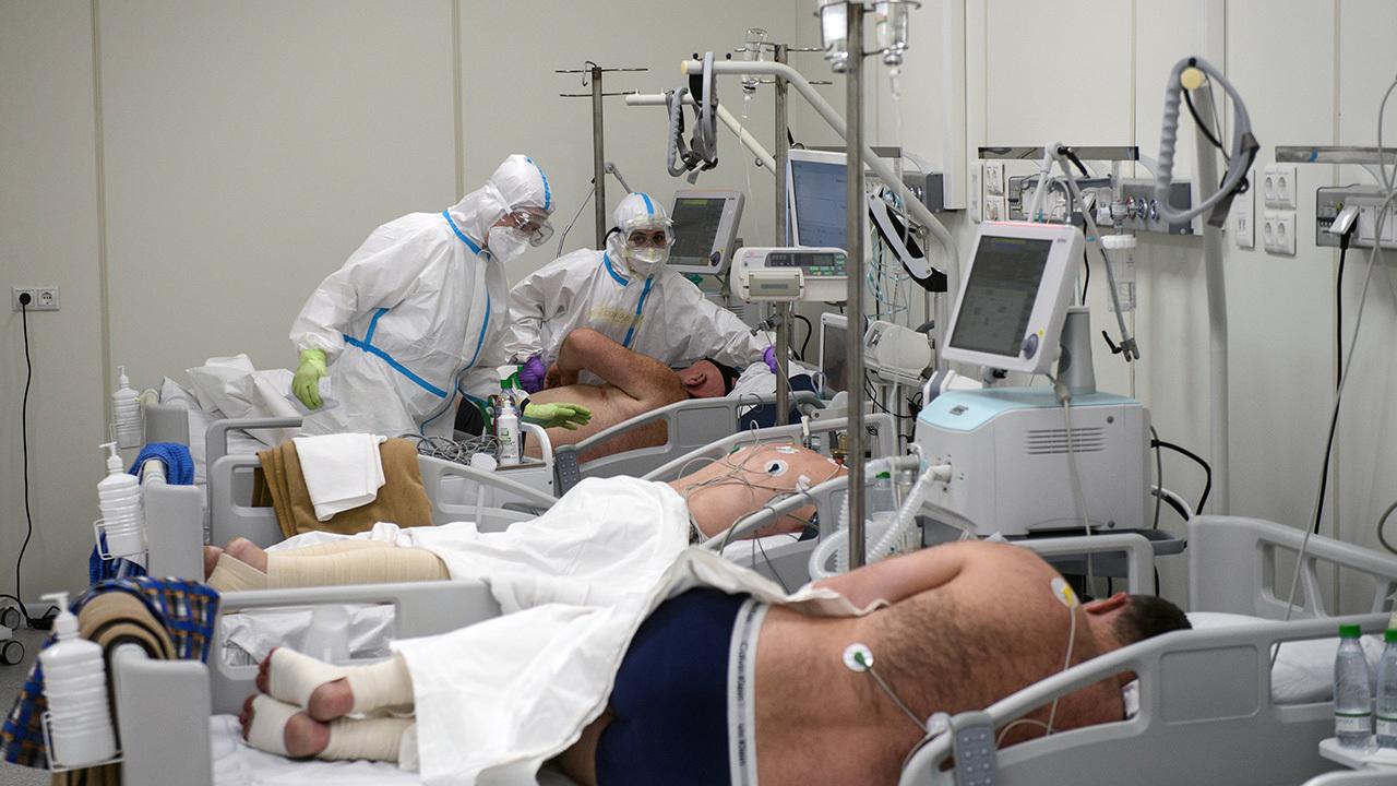 Академик назвал болезни с 1100-процентным риском смерти при COVID-19