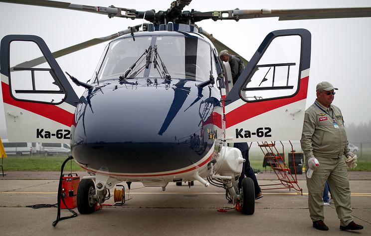 """""""Вертолеты России"""" взаимодействуют с правоохранителями по вопросам создания Ка-62"""