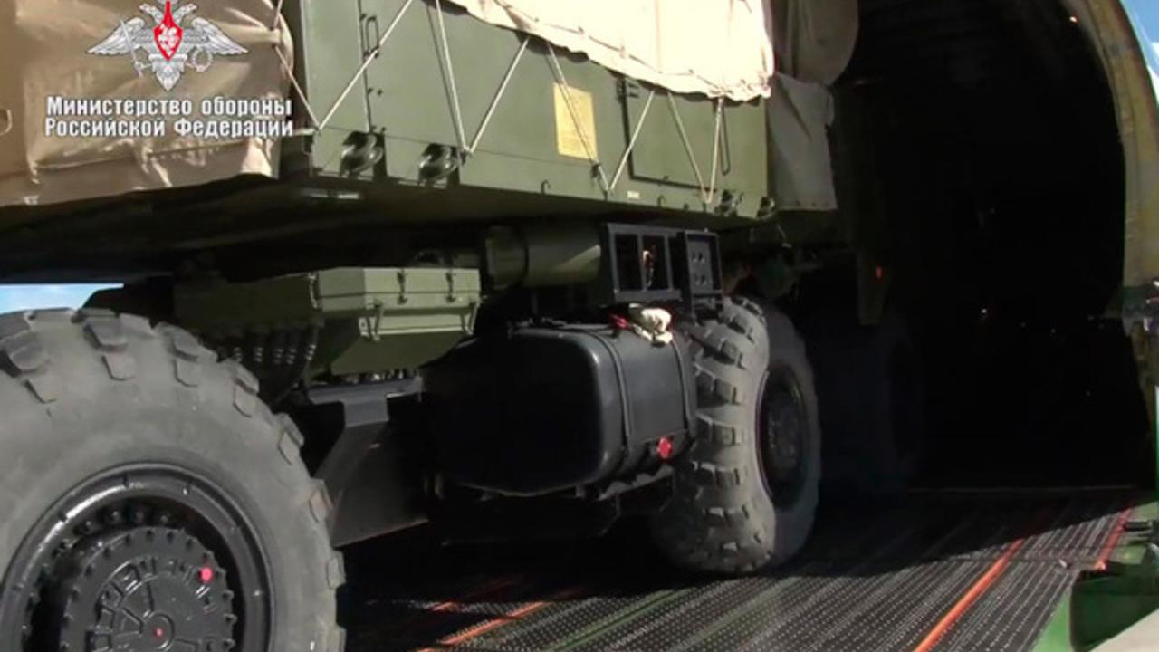 Турция отказалась возвращать России зенитные комплексы С-400