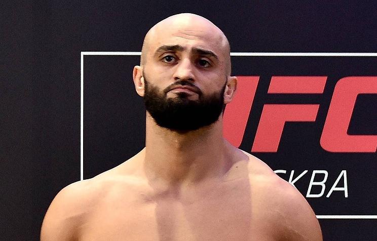Бойцу UFC Яндиеву предъявили обвинение в нанесении травм Харитонову