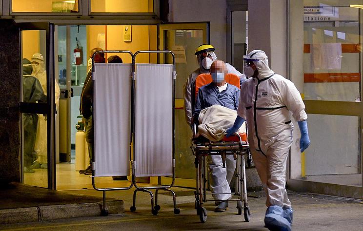 Более 528 тыс. случаев заражения коронавирусом зафиксировали в мире за сутки