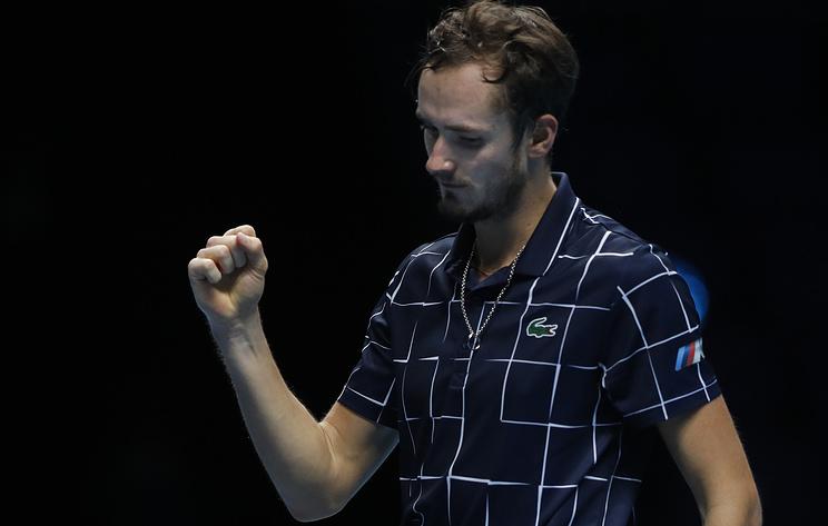 Медведев считает уверенность в себе ключом к успеху на Итоговом турнире ATP