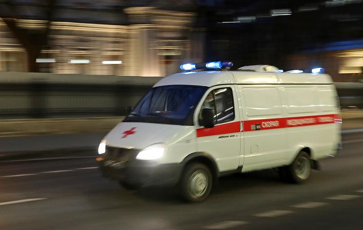 Легковушка сбила восемь человек под Калининградом
