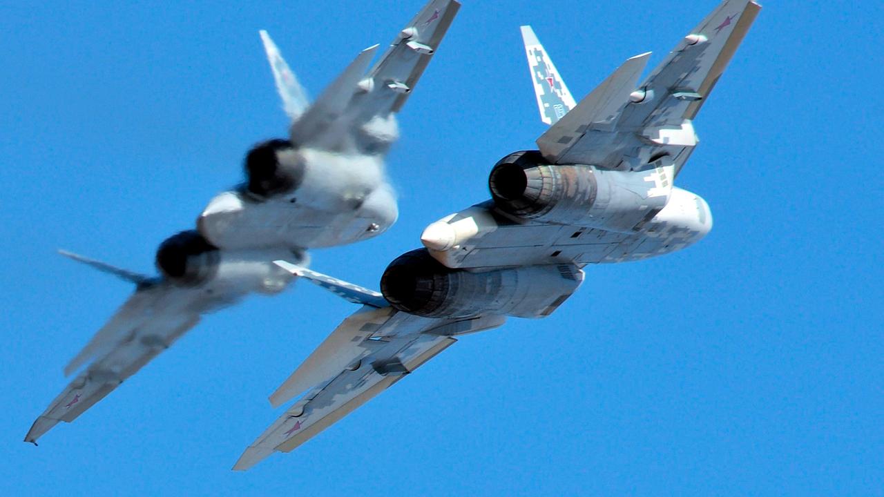 В Китае назвали преимущества Су-57 перед F-35