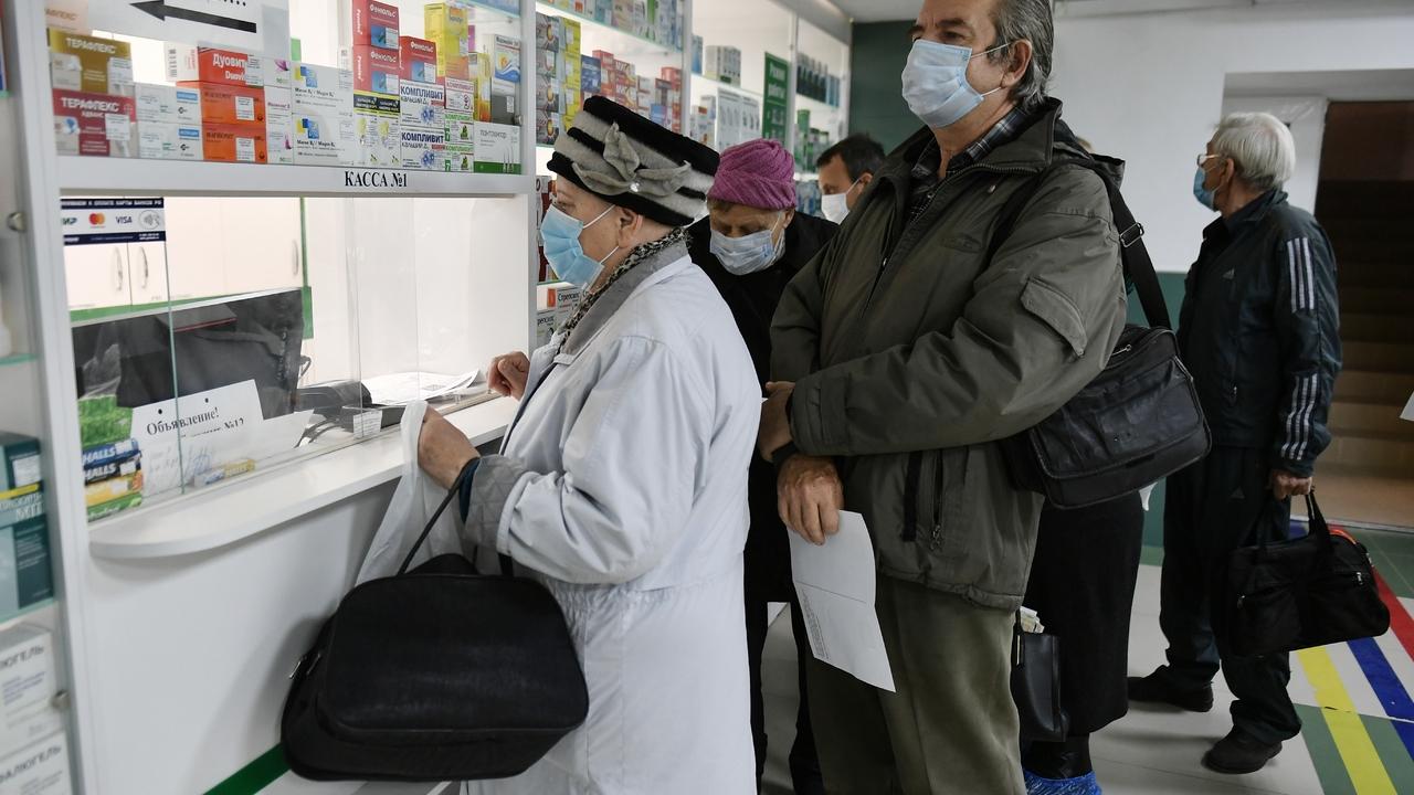 Из российских аптек пропали используемые для лечения COVID-19 лекарства
