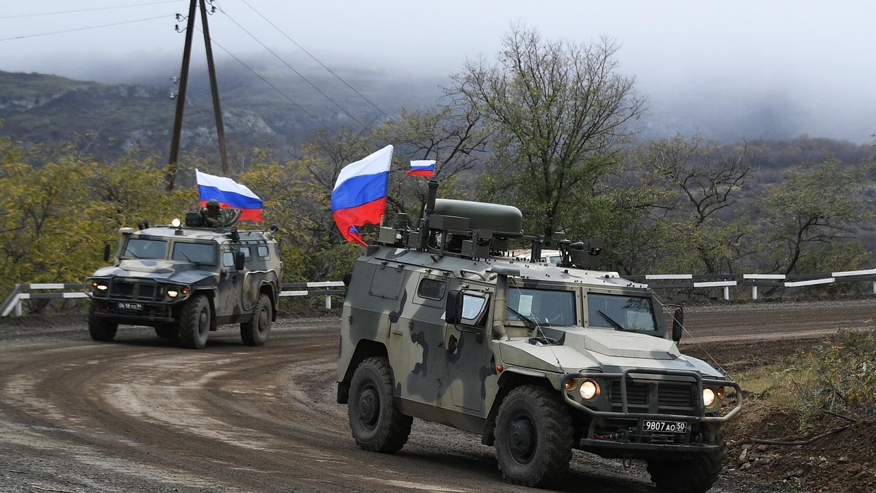 Путин объяснил цель вмешательства России в ситуацию в Карабахе